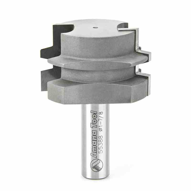 GLUE JOINT BIT 1/2 SHANK ROUTER BIT - Mission Moulding, Inc.